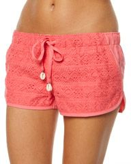 BILLABONG FOR THE THRILL SHORT - CORALSEA
