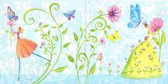3295 Servilleta decorada infantil