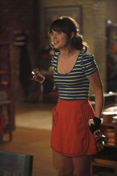 """My Style"" is just everything that Zooey does and thinks and says and wears."