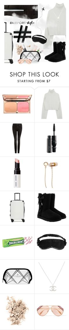 """""""Floating On Clouds"""" by taste-for-life ❤ liked on Polyvore featuring Citizens of Humanity, MAC Cosmetics, Bobbi Brown Cosmetics, Forever 21, CalPak, UGG, Wrigley's, Slip, Illamasqua and NARS Cosmetics"""