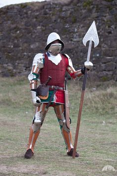 """Functional Medieval Armour """"Hound Of War"""""""