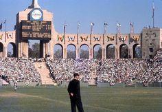 Los Angeles Coliseum (1959 World Series)