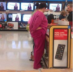 It Happens Only In Wal-Mart -