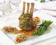 Les 56 meilleures images du tableau repas de f tes sur pinterest recettes de cuisine recette - Comment cuisiner les flageolets ...