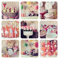 'night owl' birthday party so could be adapted for a 'woodland' baby shower     from the mom tog diaries