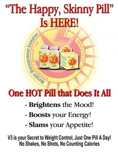 www.barbaratucker.voyagerhealth.com  SLAMS your appetite, all natural diet pill that really works. No jitters! One a day! Order now! Read testimonials. like phentermine but no prescription needed...