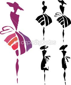 Fashion Stock Photos, Illustrations and Vector Art - Page 6 | Depositphotos®