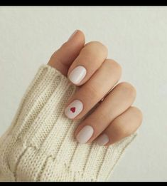 Best Valentine& Day Nails - 55 Vday Heart Melt The Nails .- Beste Valentinstag-Nägel – 55 Vday Herz schmilzt die Nägel – Favnailart – Best Valentine& Day Nails – 55 Vday Heart Melt The Nails – Favnailart – # Nails - Rose Gold Nails, Pink Nails, Pink Manicure, Matte Pink, Red Nail, Blush Pink, Solid Color Nails, Nail Colors, Cute Nails