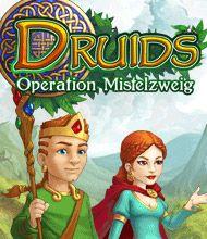 Jetzt das Klick-Management-Spiel Druids: Operation Mistelzweig kostenlos herunterladen und spielen!!