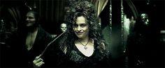 Obtuve:¡Eres Bellatrix Lestrange!!