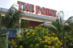 The Point Shopping district in El Segundo, CA