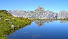Walter Duer - Erfrischung gefällig by Illwerke Tourismus, via Flickr