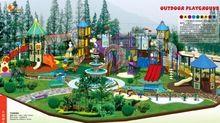 Venda quente parque de diversões grande parque infantil ao ar livre TX3038A