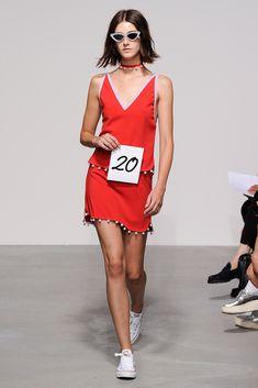 Adam Selman Spring 2015 Ready-to-Wear Fashion Show - Cristina Herrmann