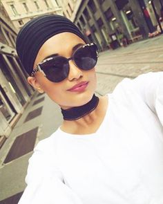 Kaur started her blog over two years ago, after noting the lack of Sikh turbaned women in the fashion world. | This Sikh Fashion Blogger's Instagram Is Straight Fire