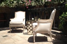 Classic Party Rentals, Lounging