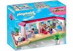 Afbeelding van Playmobil Dollhouse 5308 Woonkamer met houtkachel ...