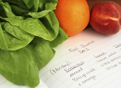 6 Healthy Eating Habits (keeping track of your food + more)