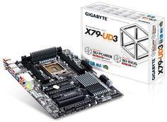 Gigabyte GA-X79-Ud3 -Placa base B006678H3I - http://www.tabletsprecios.com/gigabyte-ga-x79-ud3-placa-base-b006678h3i.html