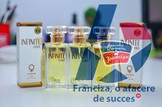Franciza Infinite Love face parte dintr o retea de parfumerii lansata pe piata din Romania.Infinite Love face parte dintr-o retea internationala din domeniul parfumurilor din Turcia, Germania, SUA, Emiratele Arabe Unite, Bulgaria, Rusia sau Tunisia.   #Infinite Love