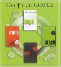 The Complete Circle series- i love this series! i haven't read green, I tried but it's been too long since i read the others. i need to re read them