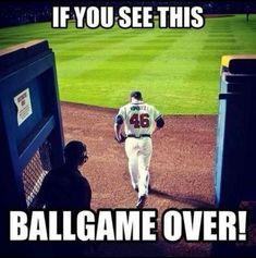Love the Mortal Kombat reference. Craig Kimbrel can't be stopped! Go Braves Go! Braves Baseball, Baseball Season, Baseball Players, Baseball Field, Softball, Braves Game, Baseball Memes, Baseball Stuff, Baseball Jerseys