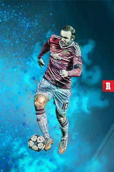 Rooney, el referente de Manchester United