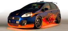 Fiat Punto Hot Wheels