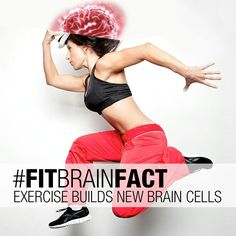 Did you know exercise is as important for brain health as it is for physical health? Research shows that exercise stimulates Brain Derived Neurotrophic Factor which results in the growth of new brain cells!  These new neurons are needed by the brain to learn faster and adapt. With regular exercise your brain maintains plasticity, boosting mental health in the long term. So don't just exercise to stay fit - exercise for a healthy brain too!  #thinkleanmethod #tlm #photooftheday #food…