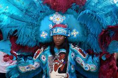 Super Sunday in NOLA is a one-of-a-kind experience! The legendary Mardi Gras Indians parade through the streets showcasing their elaborate, handmade suits. And everywhere else it's just Sunday.