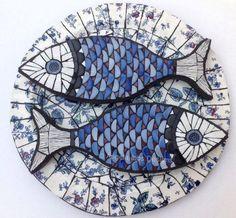 Blue spiral © Gill Hobson - Buscar con Google
