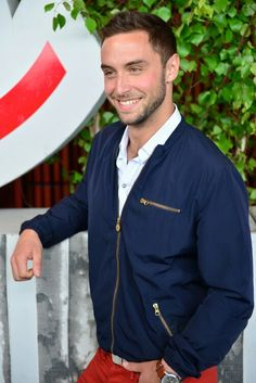 Måns Zelmerlöw - Just watched some Eurovision and Sweden's song was my favourite! Super catchy hehe ~HP