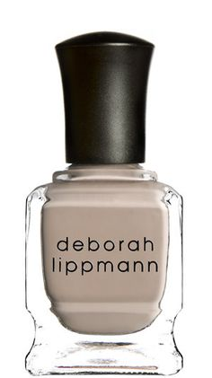 Deborah Lippmann Nude Nail Polish