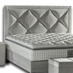 Kárpitozott Nordic 400-as fejvég Mattress, Bed, Furniture, Home Decor, Decoration Home, Stream Bed, Room Decor, Mattresses, Home Furnishings