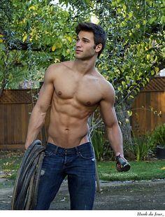Completely Fine: Insanely Hot Men