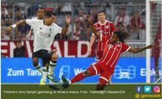 Gila! Bayern Muenchen Dibantai Liverpool Tiga Kosong
