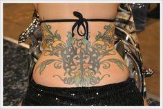 lower back tattoos for girls (9)