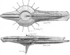 A colossal Centauran luxury liner designed for Infinity: The Quest for Earth. It's over 4.5 kilometers long and will most likely be flown by hopelessly rich people...