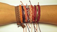 Pura Vida Bracelets straight out of Costa Rica make great accessories.  Beautiful colors & styles @ Aloha Grove now!