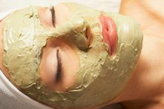Clay Facial Mask for All Skin Types - DIY