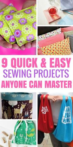 Easy sewing projects anyone can do. Easy sewing projects anyone can do.,Nähen Easy sewing projects anyone can do. There are images of the best DIY designs in the world. Some images have no explanation. Love Sewing, Sewing For Kids, Hand Sewing, Sewing Hacks, Sewing Tutorials, Sewing Crafts, Sewing Tips, Sewing Ideas, Sewing Lessons