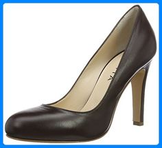 Evita Shoes Damen Cristina Pumps, Braun (Dunkelbraun 22), 37 EU - Damen pumps (*Partner-Link)