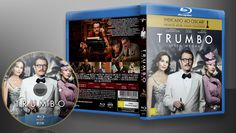 Trumbo - Lista Negra (Blu-Ray) - Capa | VITRINE - Galeria De Capas - Designer Covers Custom | Capas & Labels Customizados