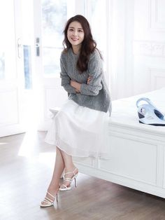 Lee Bo Young xác nhận tham gia drama mới 'Mother' của đài tvN Korean Actresses, Korean Actors, Korean Dramas, Korean Men, Korean Wave, Lee Bo Young, Kdrama Actors, Yoona, What To Wear
