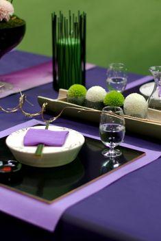 テーブルコーディネート : リズムのある暮らし
