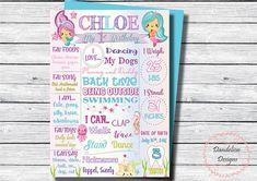 Mermaid birthday, Mermaid birthday chalkboard, Mermaid poster, Mermaid birthday party, Mermaid f Little Girl Birthday, Little Girls, Mermaid Poster, Poster Display, Chalkboard Poster, Birthday Chalkboard, Mermaid Birthday, Teal, Purple