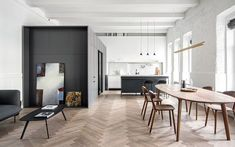 Interior SVK | INT2architecture Interior Architecture, Interior Design, Interior Ideas, Brickwork, Cozy Place, Small Rooms, Great Rooms, Furniture Design, Home Decor