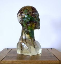"Saatchi Art Artist Anthony Crammen; Sculpture, ""Berry Brain"" #art"