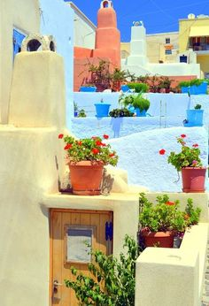 Santorini, Greece  #RePin by AT Social Media Marketing - Pinterest Marketing Specialists ATSocialMedia.co.uk