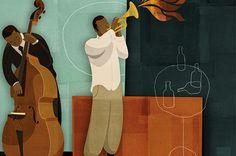 Andrew Lyons music illustrations